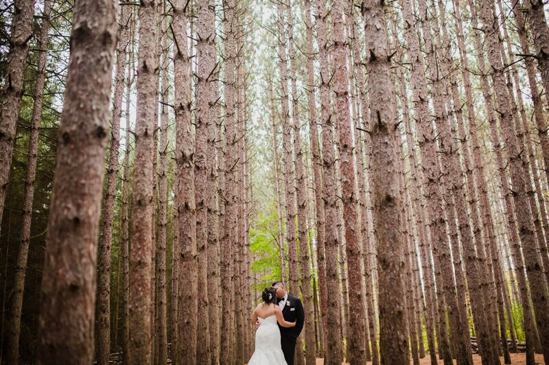 160 Outdoor Toronto Wedding Venues