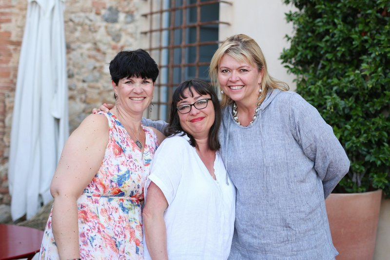 womens retreat tuscany italy