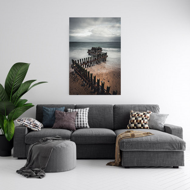 poster-frame-mockup-interior-with-decorations_42637-865
