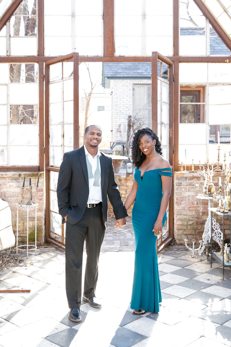 Courtney and Quinton Engagement Pictures Completed Featured-5