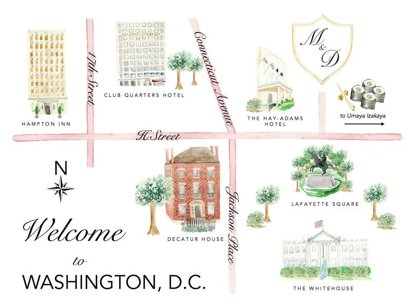 Washington-DC-wedding-map