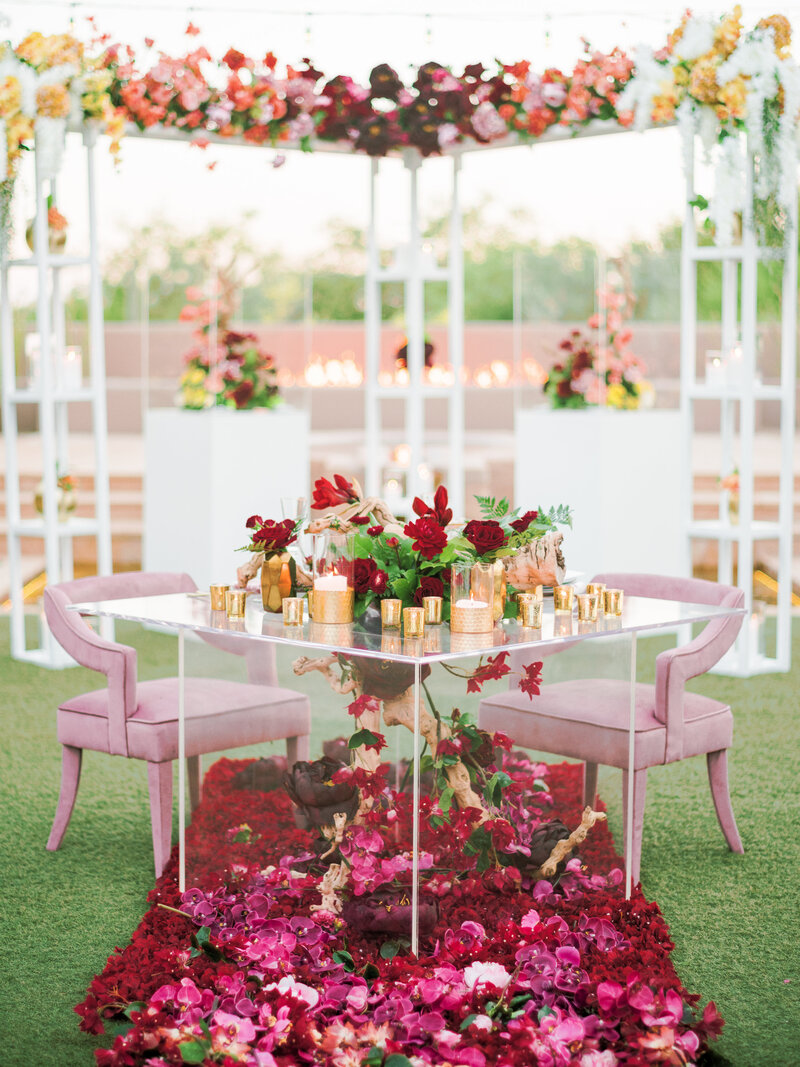 Four Season's Styled Shoot Summer Ombre-0133