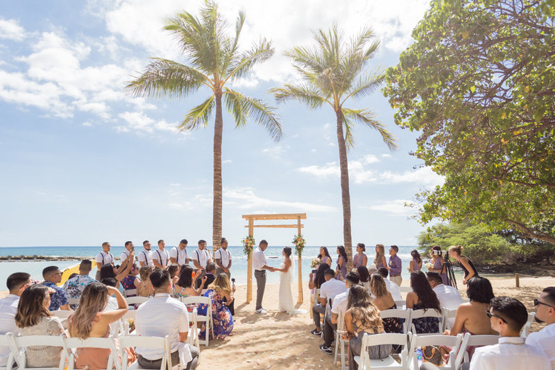 Oahu Wedding Venue - Paradise Cove Luau-1