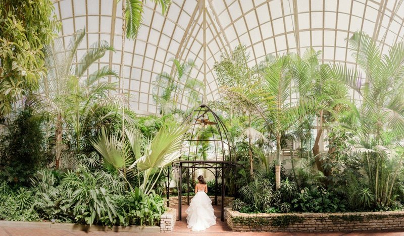 Venue For Your Ohio Wedding Ceremony And Reception If So Consider The Many Benefits Of Holding Special Event At Franklin Park Conservatory