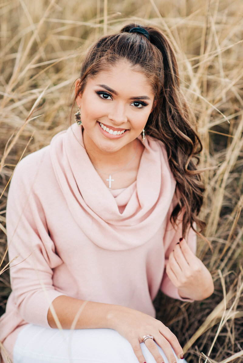 Cypress Texas Senior Session by Ellen Renee Photography