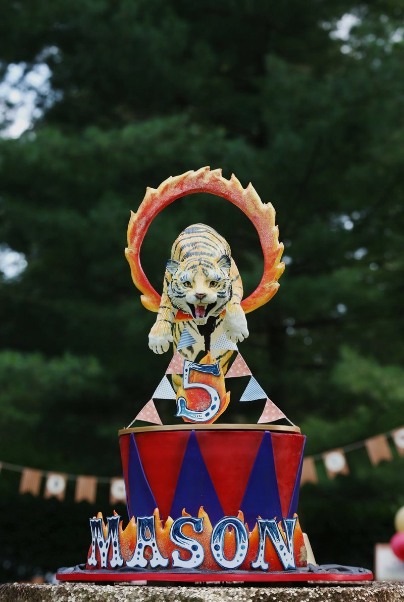 Circus Themed Birthday Party Planner Greenwich CT