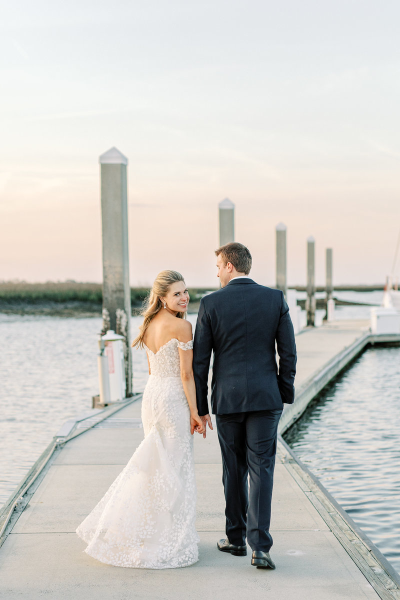 Classic Oyster Bay Yacht Club Wedding-8748