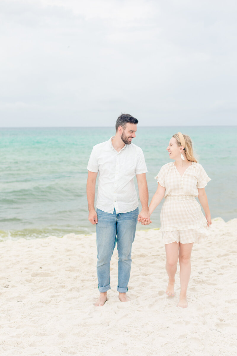 30A Florida beach wedding & engagement photographers - Katie & Alec Photography 96