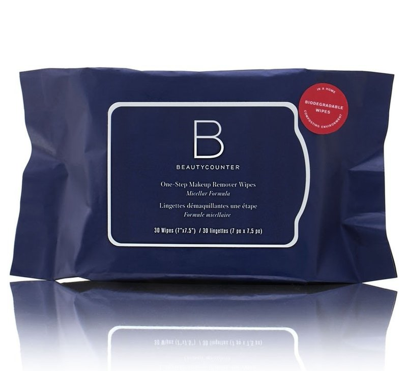 beautycounter-makeup remover wipe