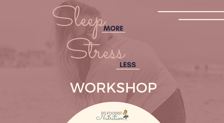 Sleep more stress less workshop Website Email Banners (1)