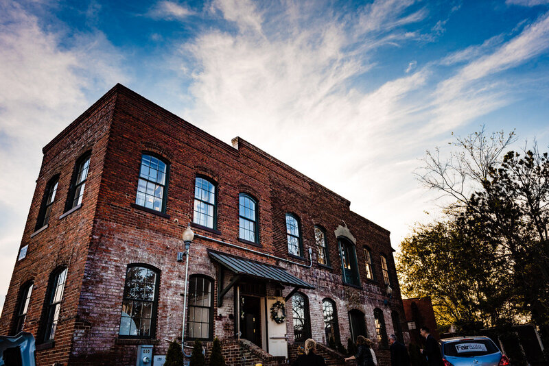 Melrose Knitting Mill - Raleigh Wedding Venue