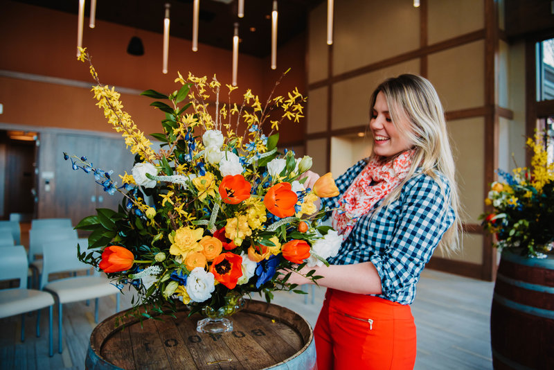Bend Oregon Florist, Floral Designer, Luxury florals, design, weddings