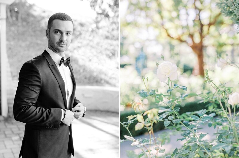 San Diego California Film Wedding Photographer - Rancho Bernardo Inn Wedding by Lauren Fair_0033