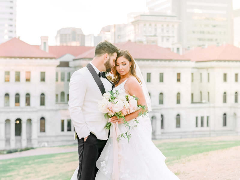 Richmond Virginia Capitol Building Wedding