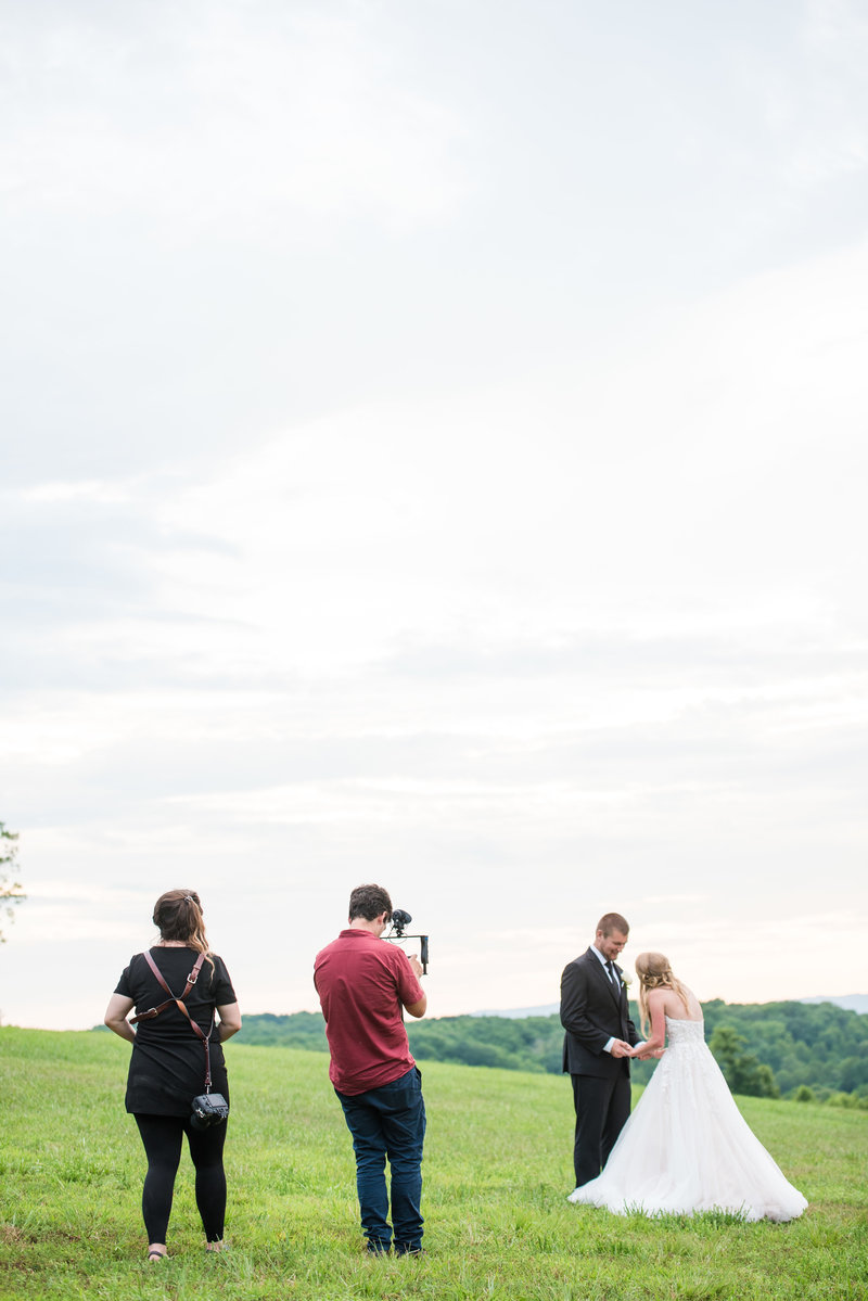 Marena Claire Photography Second Shooting Virginia Portrait Photographer Mountain Wedding_0003