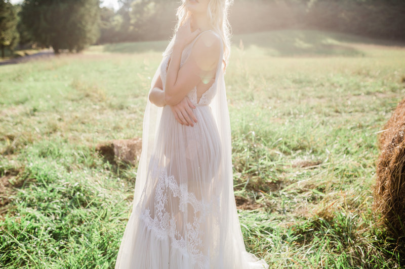 Knoxville Tennessee Bridal Portrait Emily