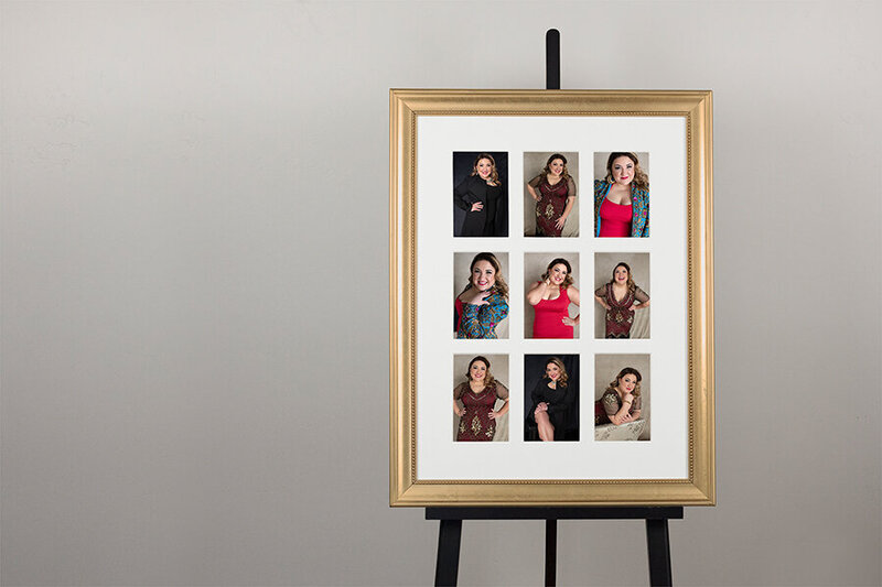 Gallery Series Custom Portrait Wall Art Ashley Evans Portraits San Antonio Portrait Photographer