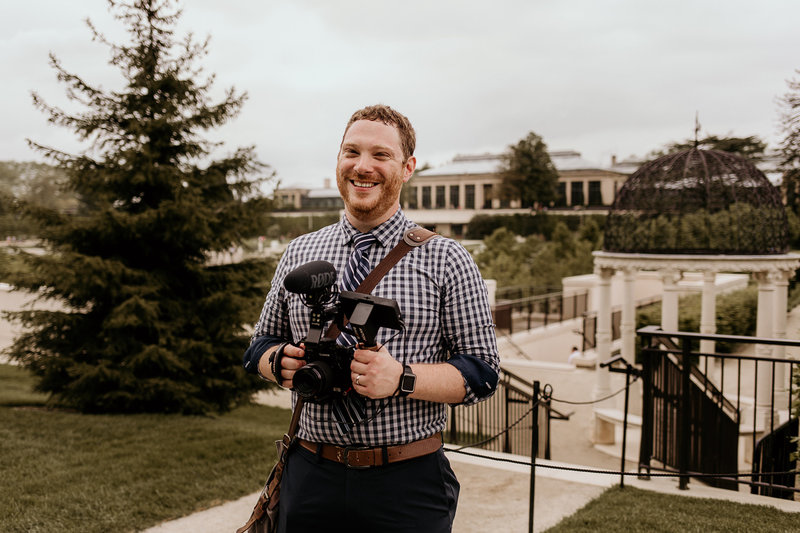 John Morgera, wedding videographer in Delaware