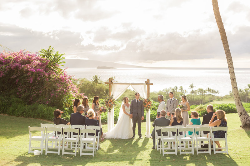 wedding venues in Maui Hawaii