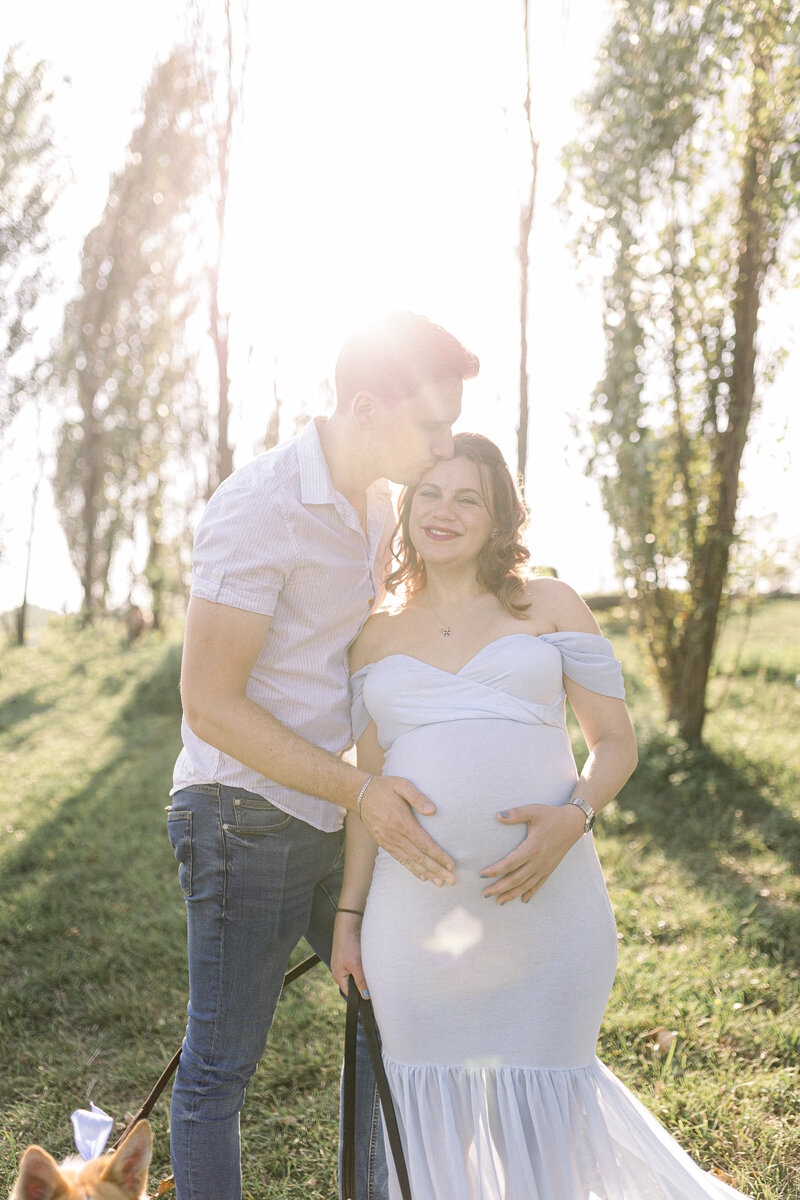 Vilma & Daniel | Maternity Session 10