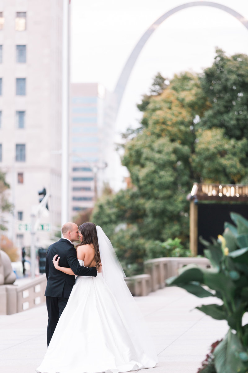 Steifel Theater Fall Wedding 2019 - Kristina Cipolla Photography-1