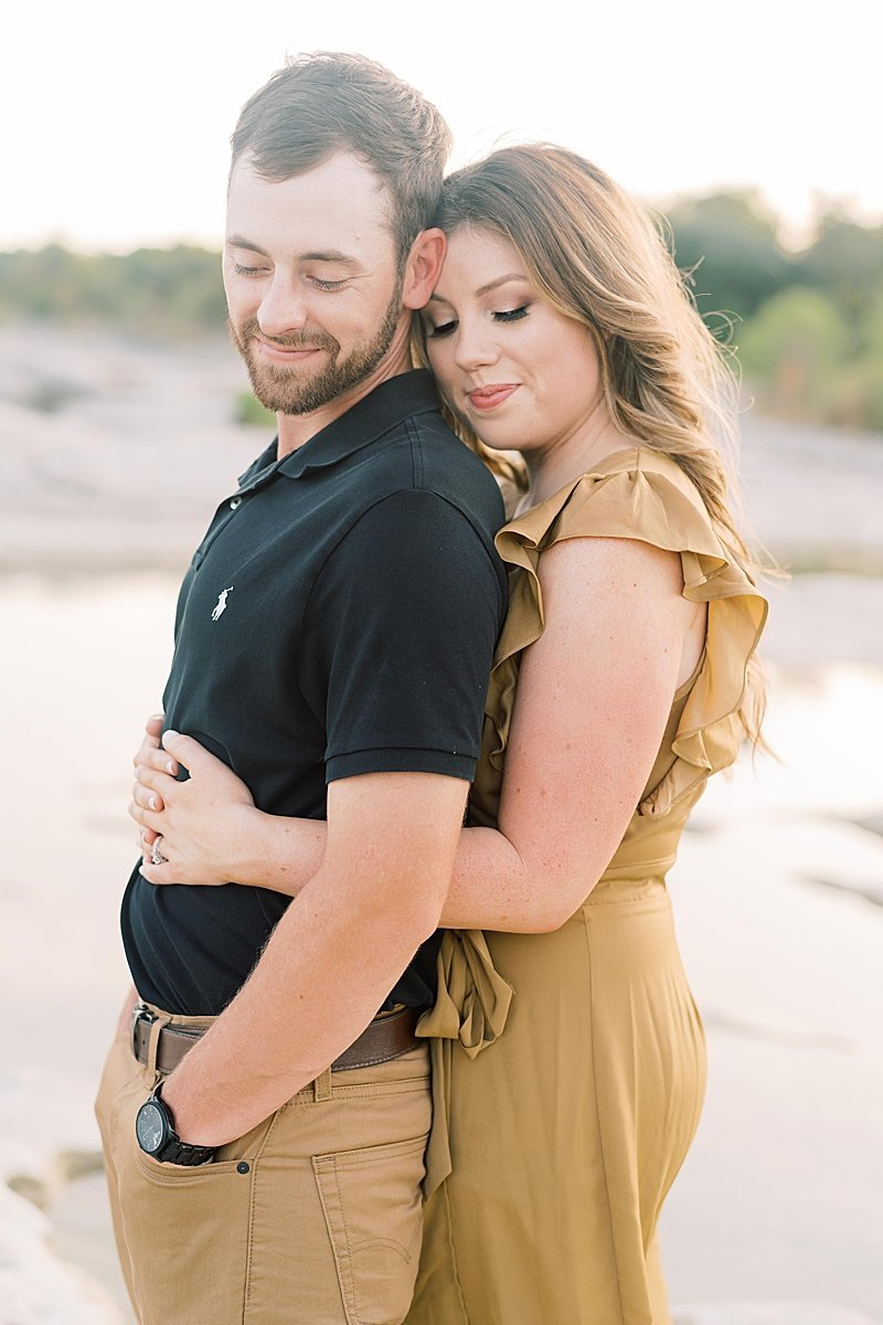 Bull Creek Engagement Session Holly Marie 31
