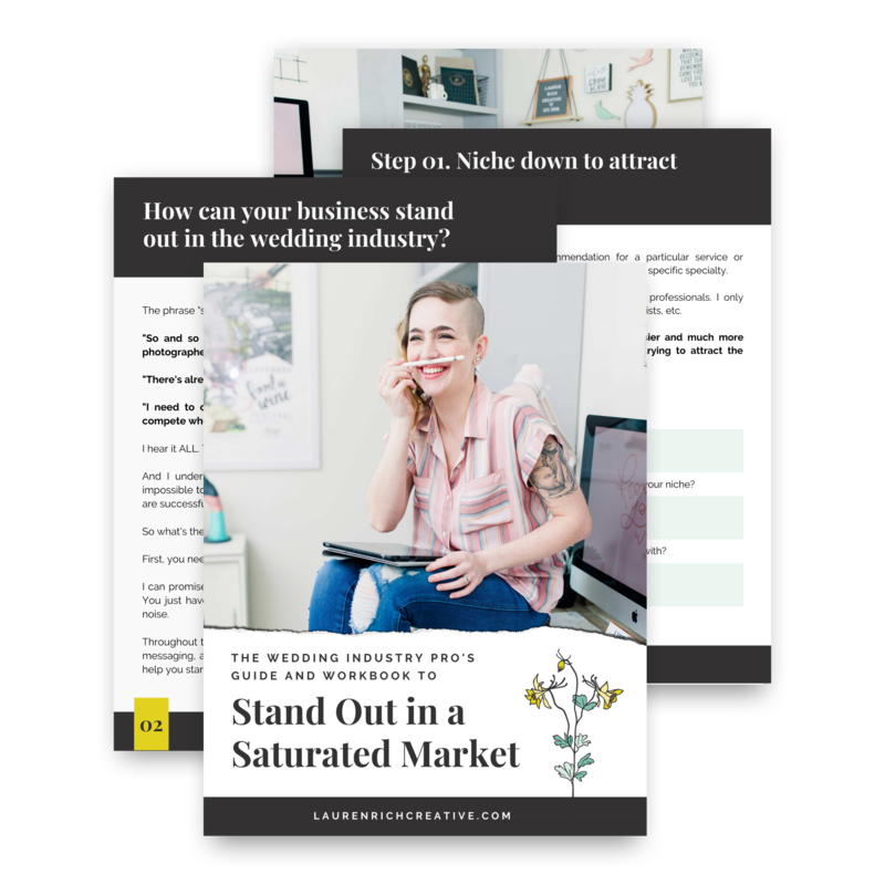 Stand Out Freebie Pages