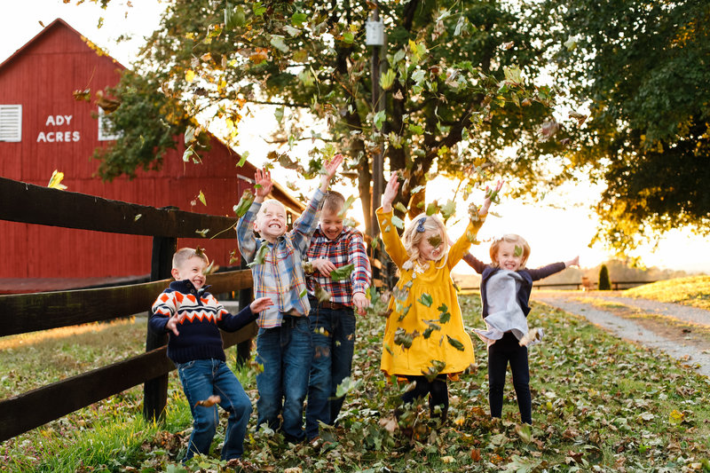 child photographer, family photographer, fall session, family session