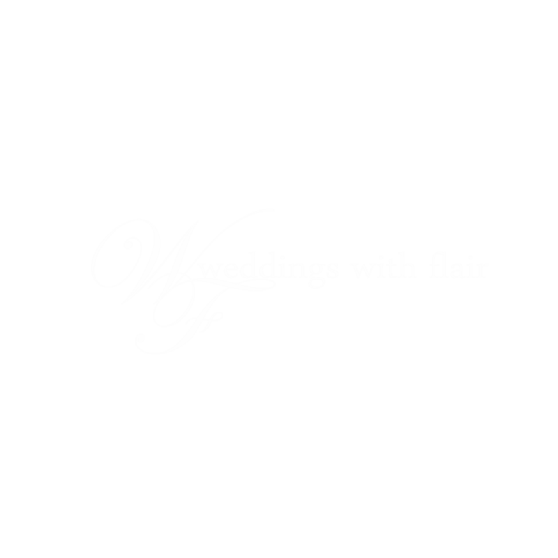 weddings with flair 1