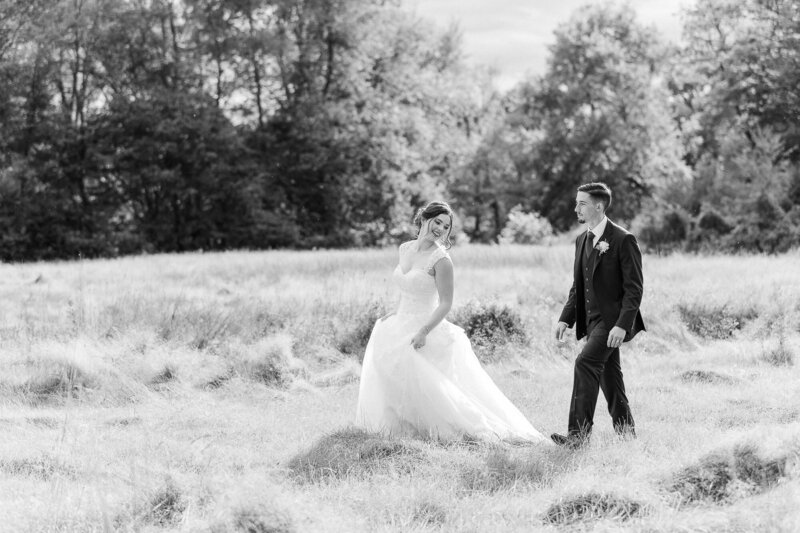 Light and Airy Keene NH Wedding -1-10