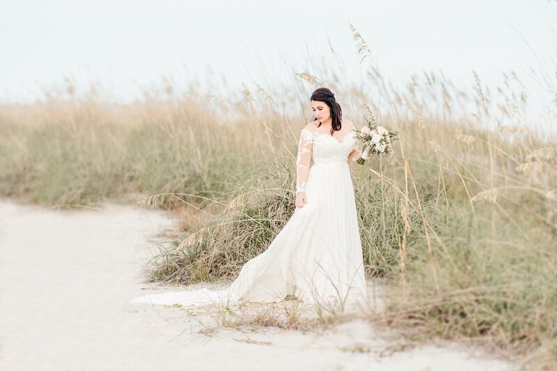 Light and Airy Hilton Head Wedding-1-4