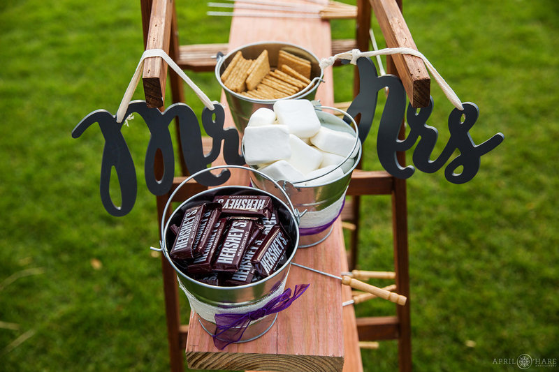 S'mores-Bar-Balistreri-Vineyard-Event-Center-Wedding-Venue-in-Denver-Colorado