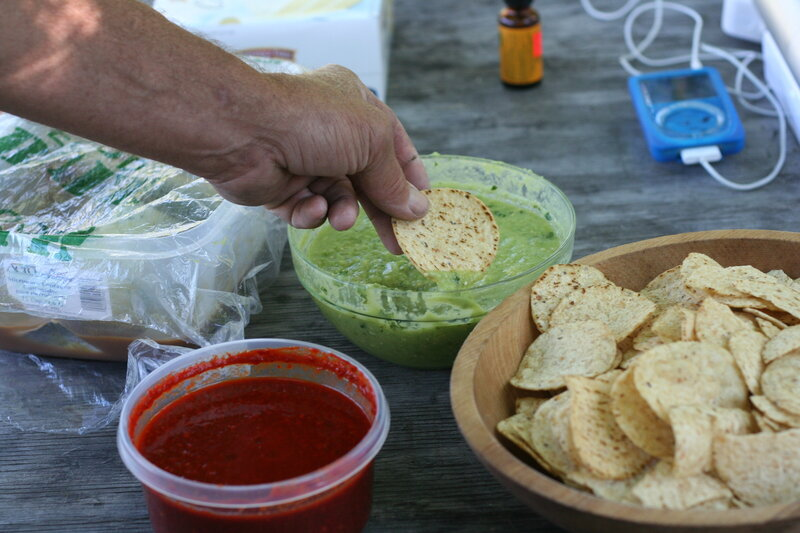 Taco_Party_2009_Hand_Chips_Salsa