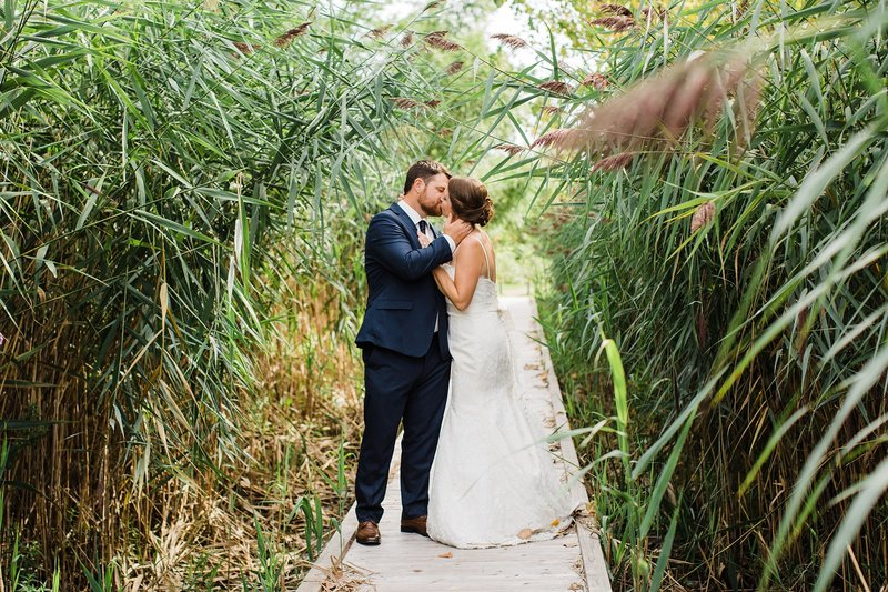 Ruscom Shores Conservation Area Jen & Steve Wedding Sneak Peek-1