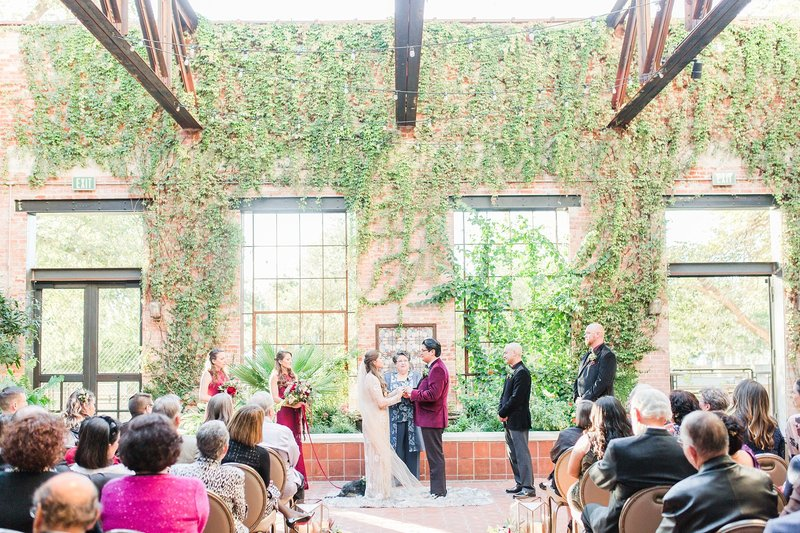 Hotel Emma Wedding Photos by Allison Jeffers Photography 1