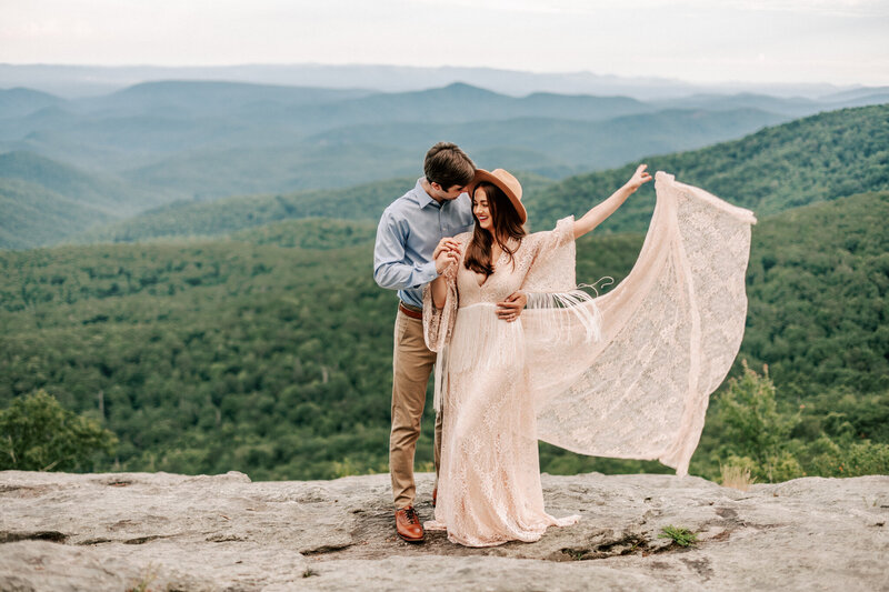 Asheville Engagement Photographer-16