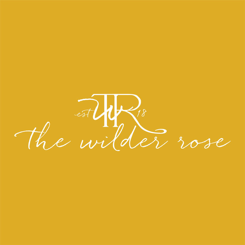 Southern Rose Designs | The Wilder Rose Branding1