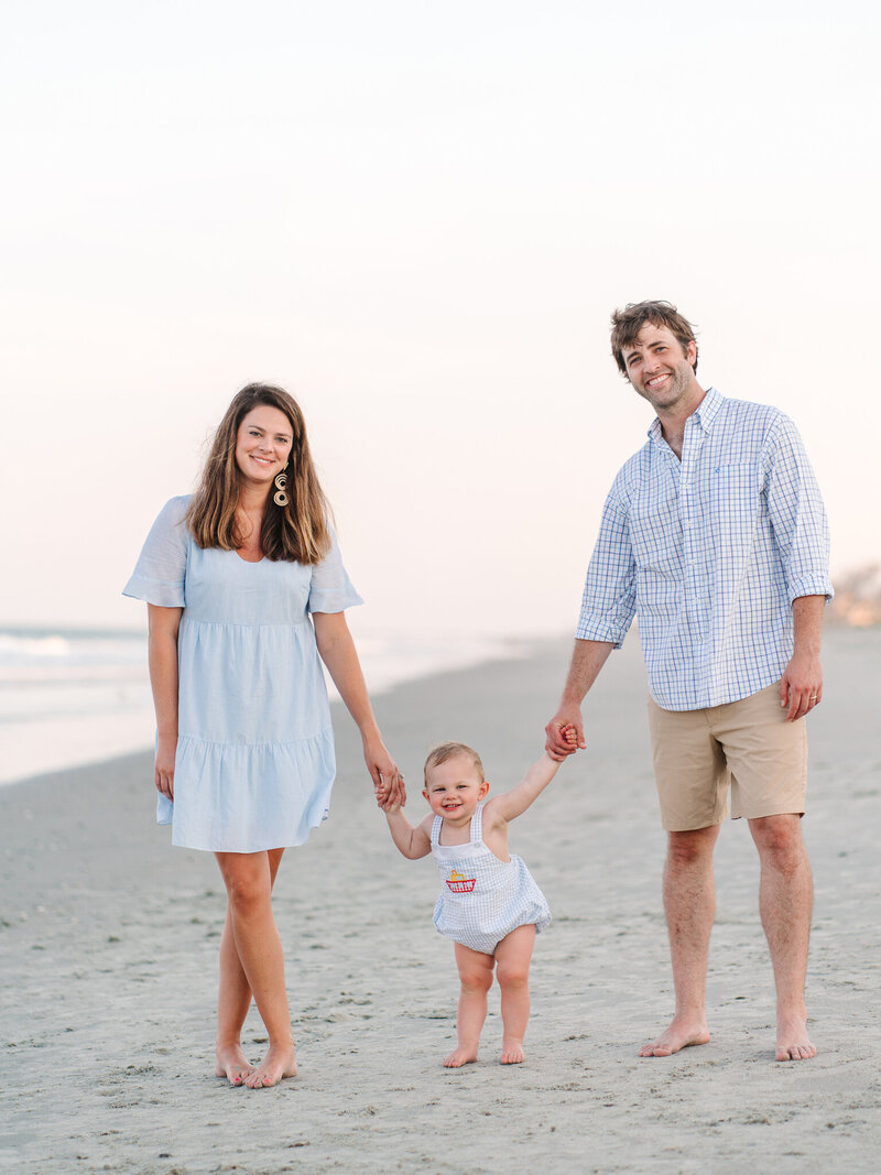 Myrtle Beach Family Photography | Family Beach Pictures in Myrtle Beach and Pawleys Island-11