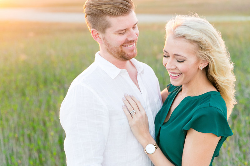 engagement session in charleston sc