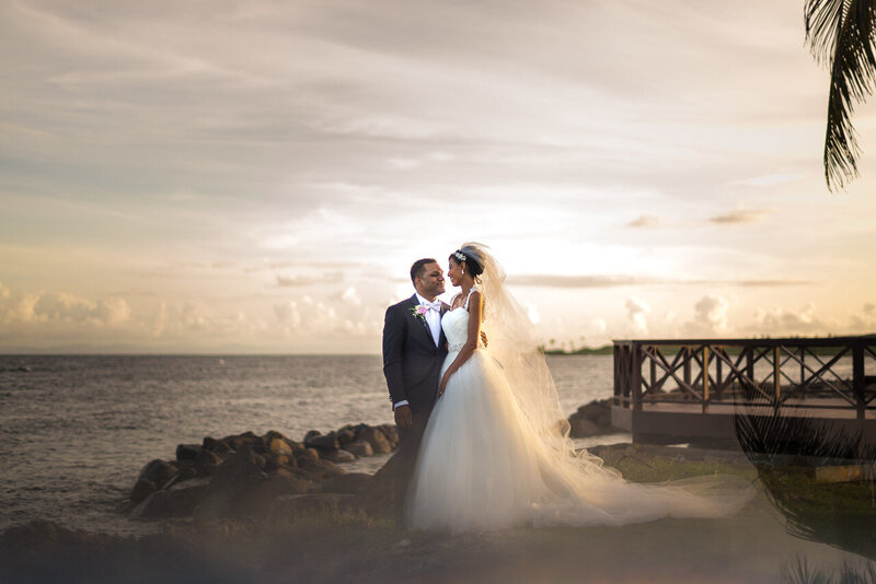 Destination Wedding in Tobago