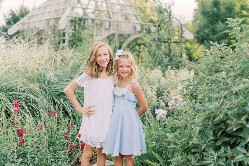 Franklin Park Conservatory Family Session-3