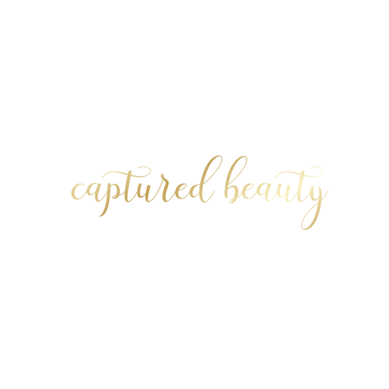 Palm Beach Wedding Photographers | Captured Beauty Logo