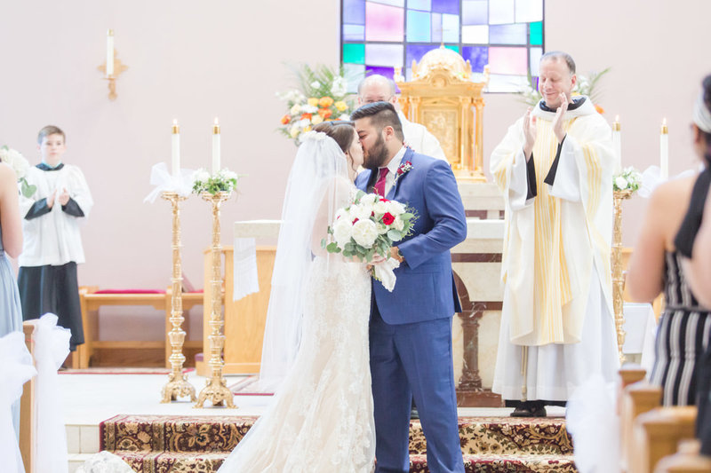 dusty-blue-navy-romantic-holy-family-church-steubenville-ohio-wedding-30