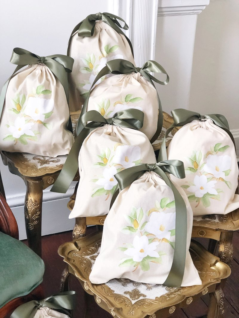 magnolia-wedding-welcome-gift-bags-The-Welcoming-District