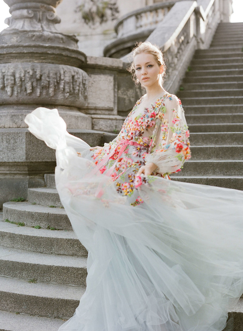 22-KTMerry-FlutterMag-floral-gown-Paris