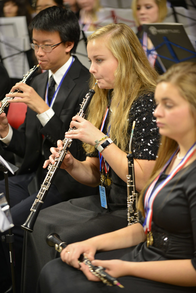 Iowa All State Music Festival01391
