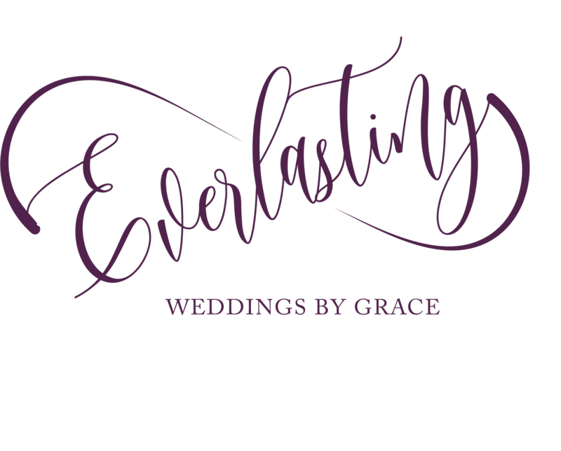 Everlasting Weddings by Grace Main Logo Purple