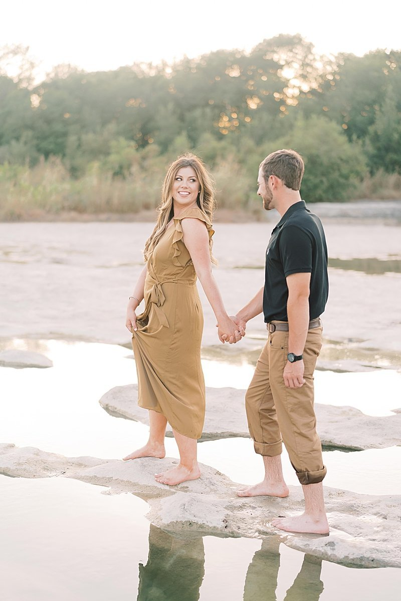 Bull Creek Engagement Session Holly Marie 32