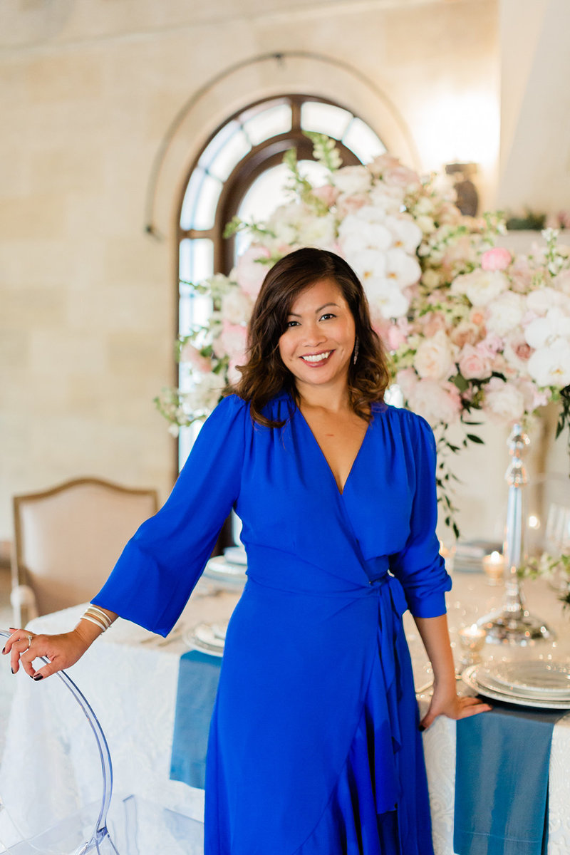 South Florida Wedding & Event Planner Designer, Marissa Tiongson