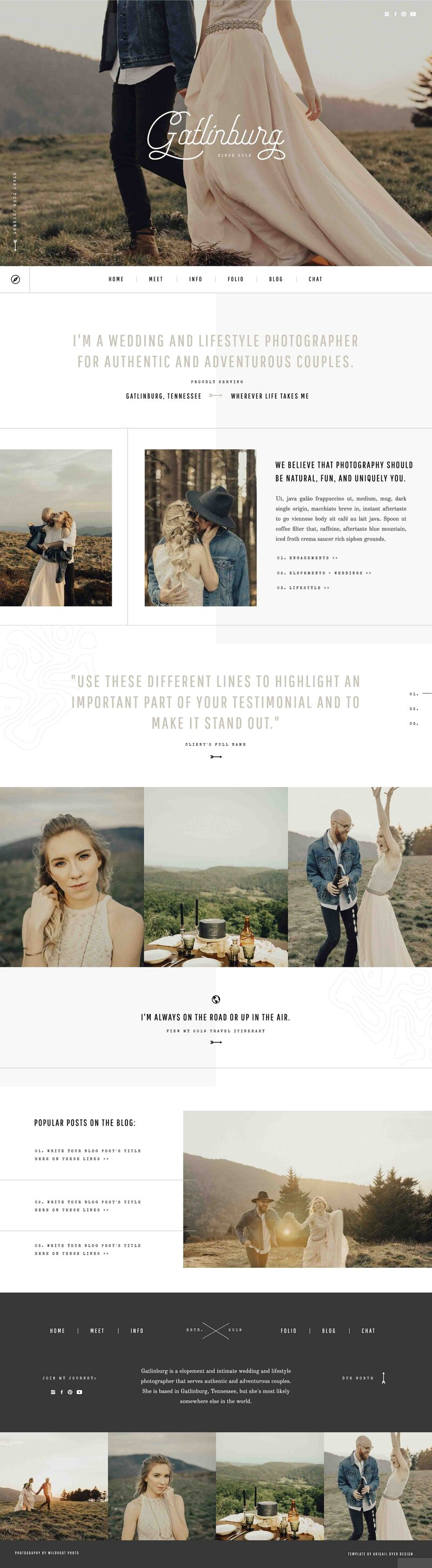 Showit-Website-Template